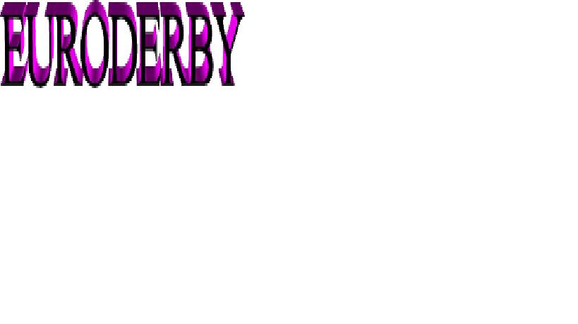 Euroderby Logo